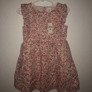 Baby Gap 3T Floral Dress NWT